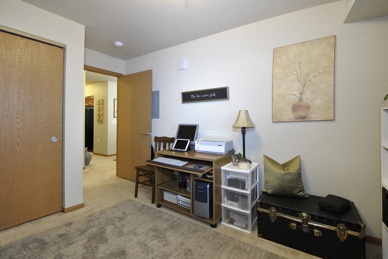 Interior room at Grandhaven Manor apartments
