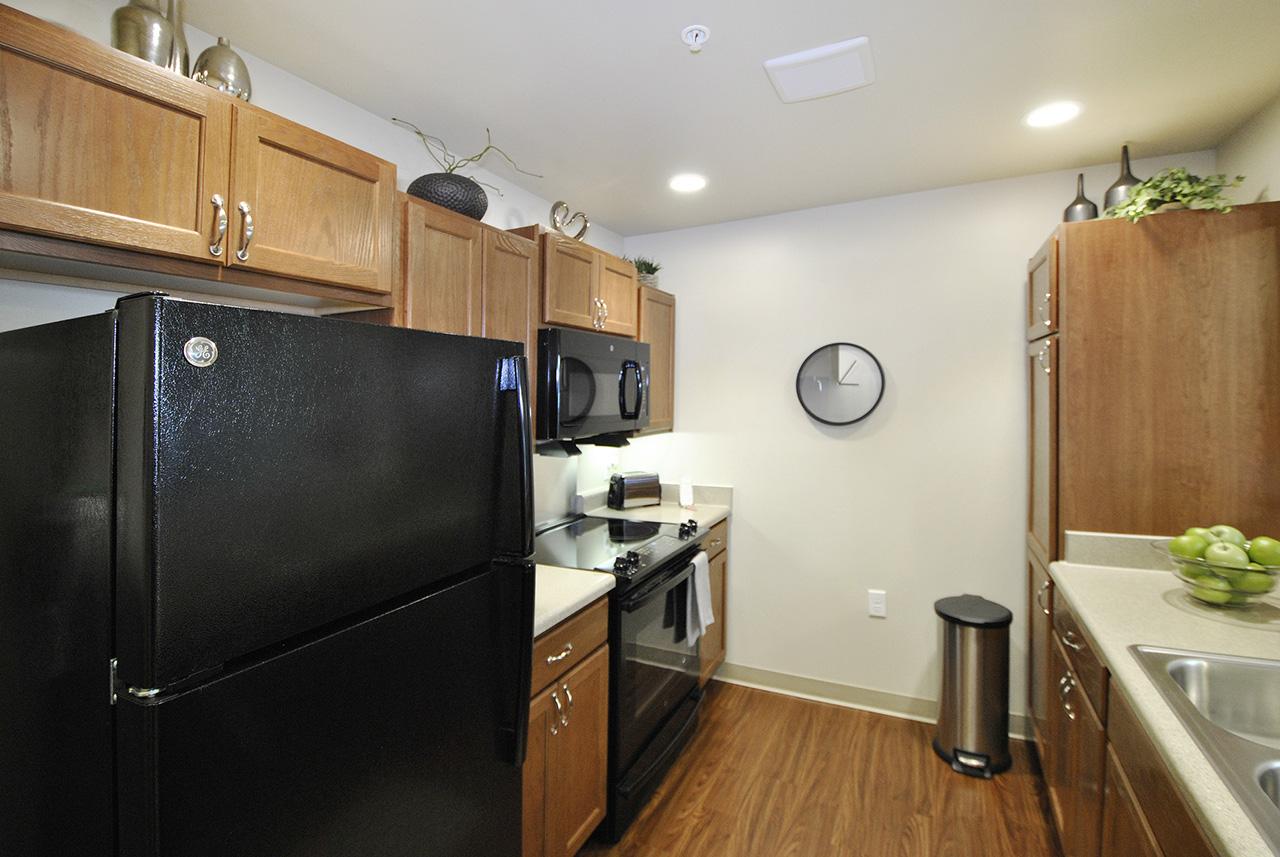 Grandhaven Manor kitchen interior